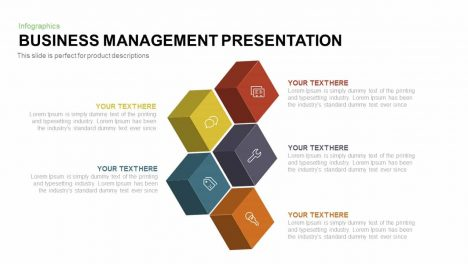 Business Management Powerpoint and Keynote slide
