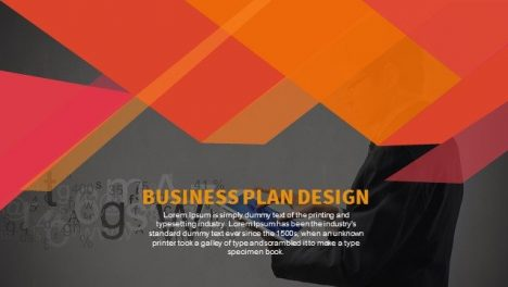 Business Plan Powerpoint Keynote Background and Theme