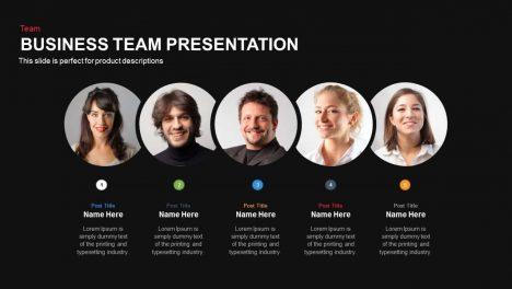 Business Team Presentation