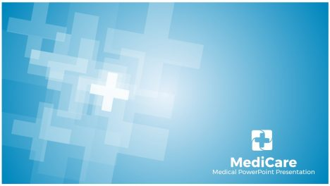 Medicare Medical PowerPoint Template