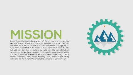 Mission Metaphor Powerpoint and Keynote template