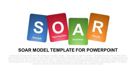 Soar Model PowerPoint Template and Keynote