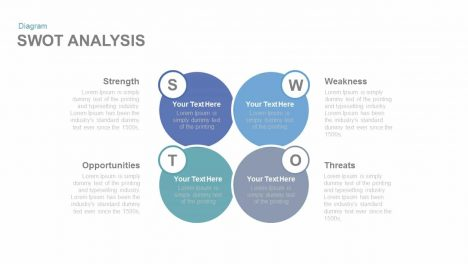 Free Swot Analysis PowerPoint Template and Keynote Template