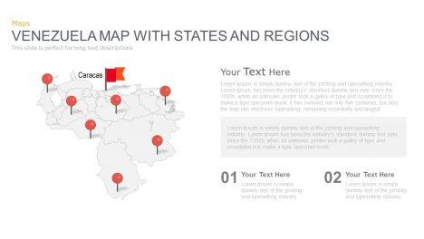 Maps SlideBazaar Part - Us map keynote
