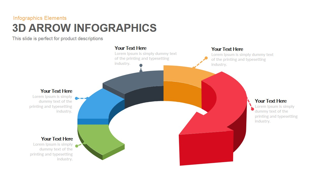 3d arrow infographics powerpoint keynote template slidebazaar 3d arrow infographics powerpoint keynote template toneelgroepblik