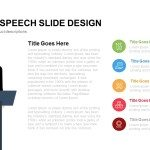 Business Speech Slide Design in PowerPoint and Keynote