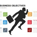 Company Business Objectives PowerPoint Template and Keynote