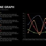 curved line graph powerpoint keynote