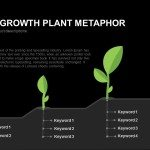 Business Growth Plant Metaphor
