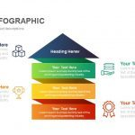 Arrow Infographic Powerpoint and Keynote template