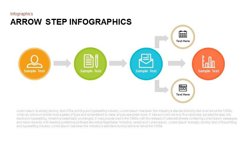 Arrow-Step-Infographics