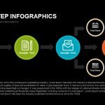 Arrow Step Infographics.