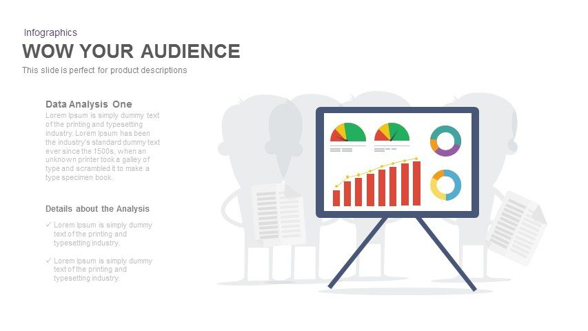 Wow Your Audience Powerpoint and Keynote template