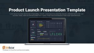 Product Launch Presentation Template for PowerPoint and Keynote