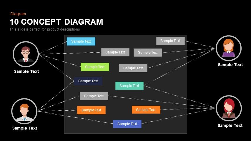 Use case diagram powerpoint and keynote template slidebazaar use case diagram powerpoint and keynote template ccuart Gallery
