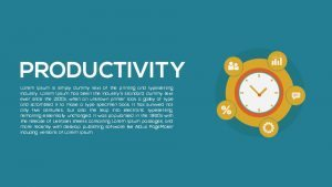 Metaphor Productivity PowerPoint Template and Keynote Slide