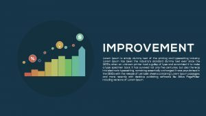 Improvement Metaphor Template for PowerPoint & Keynote