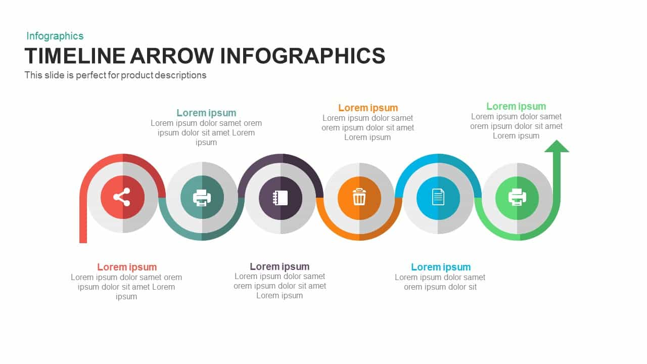 Timeline arrow infographics powerpoint and keynote template timeline arrow infographics powerpoint and keynote template toneelgroepblik