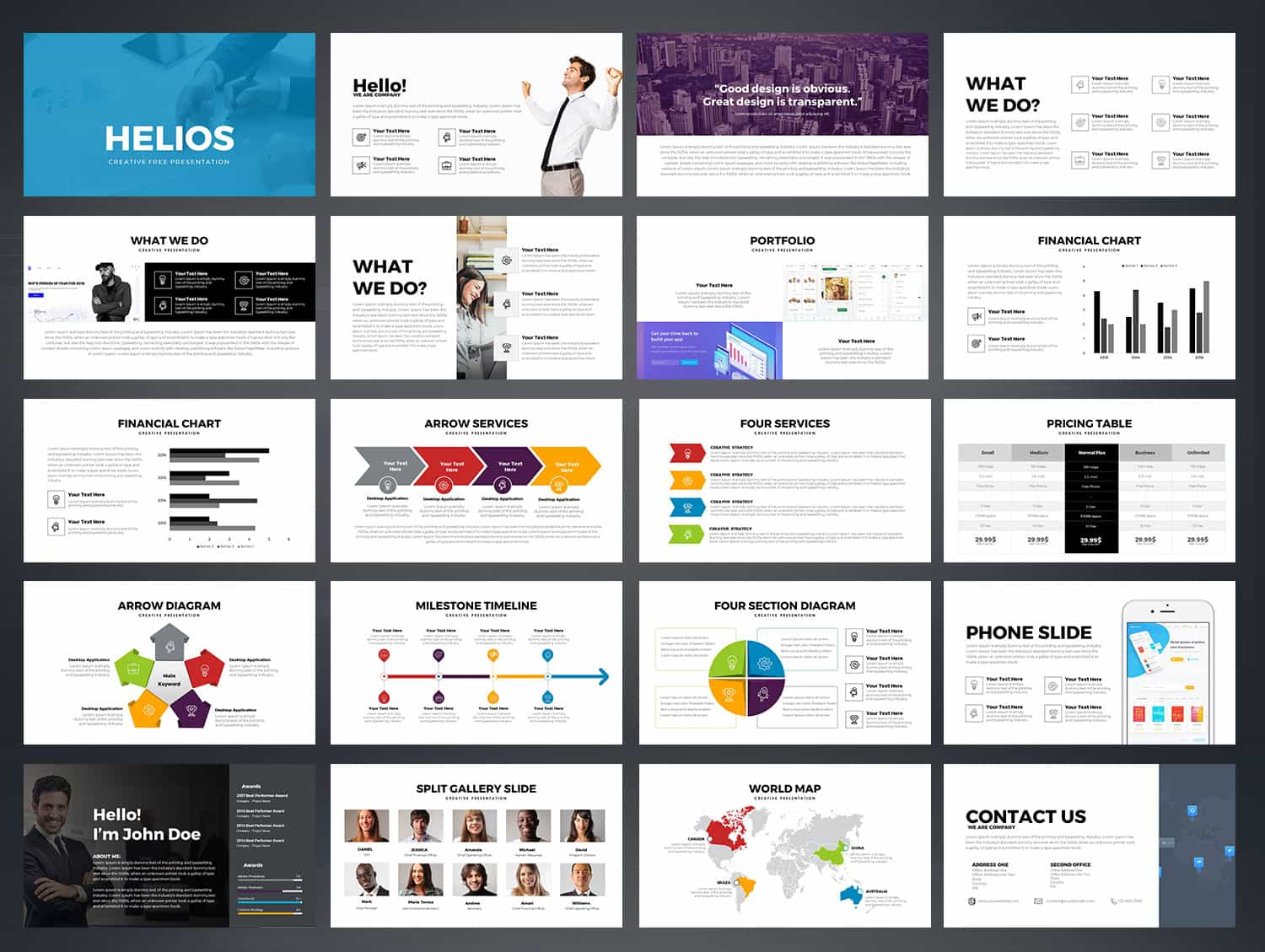 great ppt templates