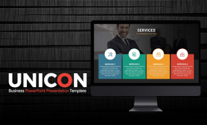 UNICON – Business Presentation PowerPoint Template