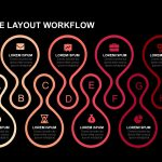 Eight Stage Layout Workflow PowerPoint Templates & Keynote Presentation