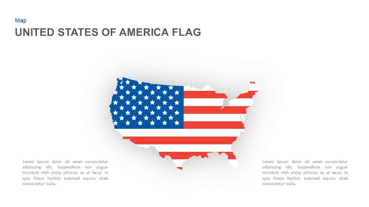 american flag powerpoint template and keynote slide slidebazaar