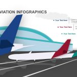 Aviation PowerPoint Template Infographic Presentation