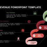 revenue growth powerpoint template and keynote slide