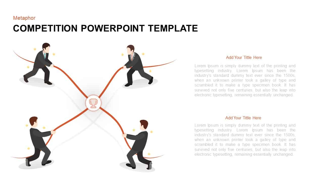 Competition PowerPoint Template
