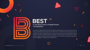 BEST: Free Professional Business PowerPoint Templates for Download