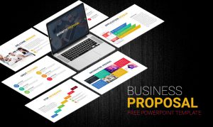 Free Business Proposal Template for PowerPoint, Keynote and Google Slides