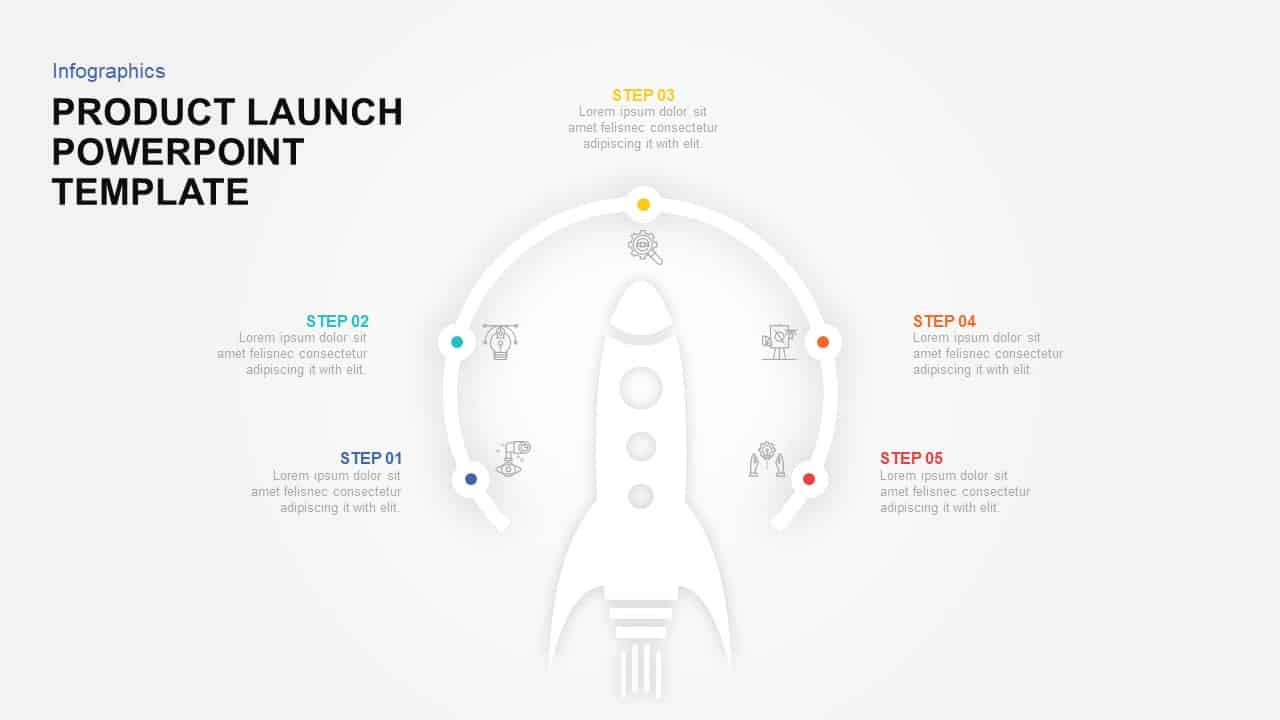 Product Launch PowerPoint Template