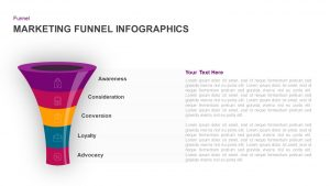 Marketing Funnel Template for PowerPoint & Keynote