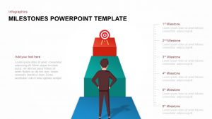 Milestones Template for PowerPoint & Keynote