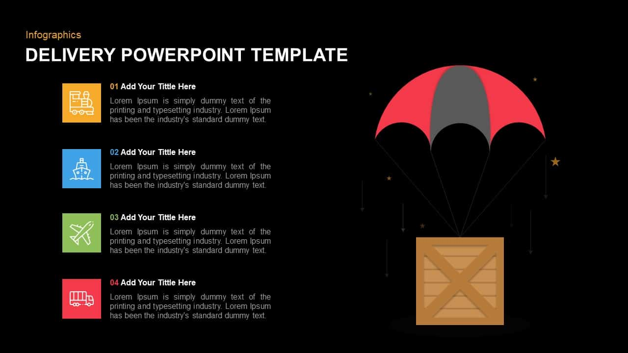Delivery Template for PowerPoint