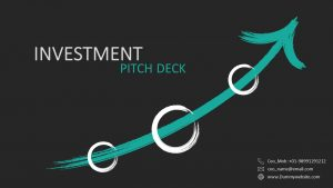 Investment Pitch Deck Template for PowerPoint