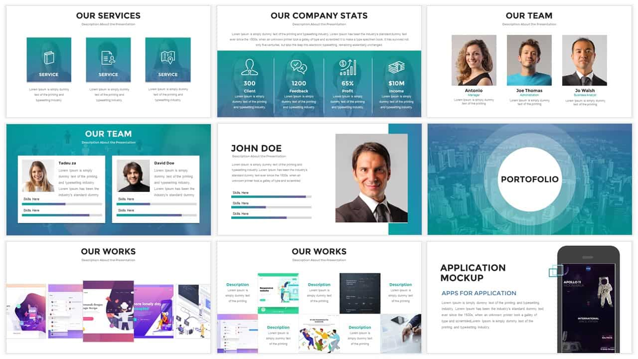 Proposal PowerPoint Template