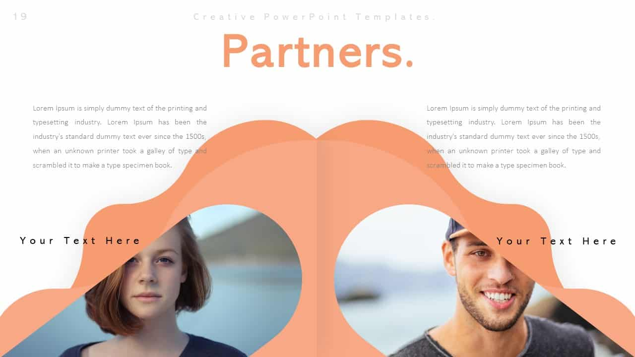 Creative Partners PowerPoint Templates