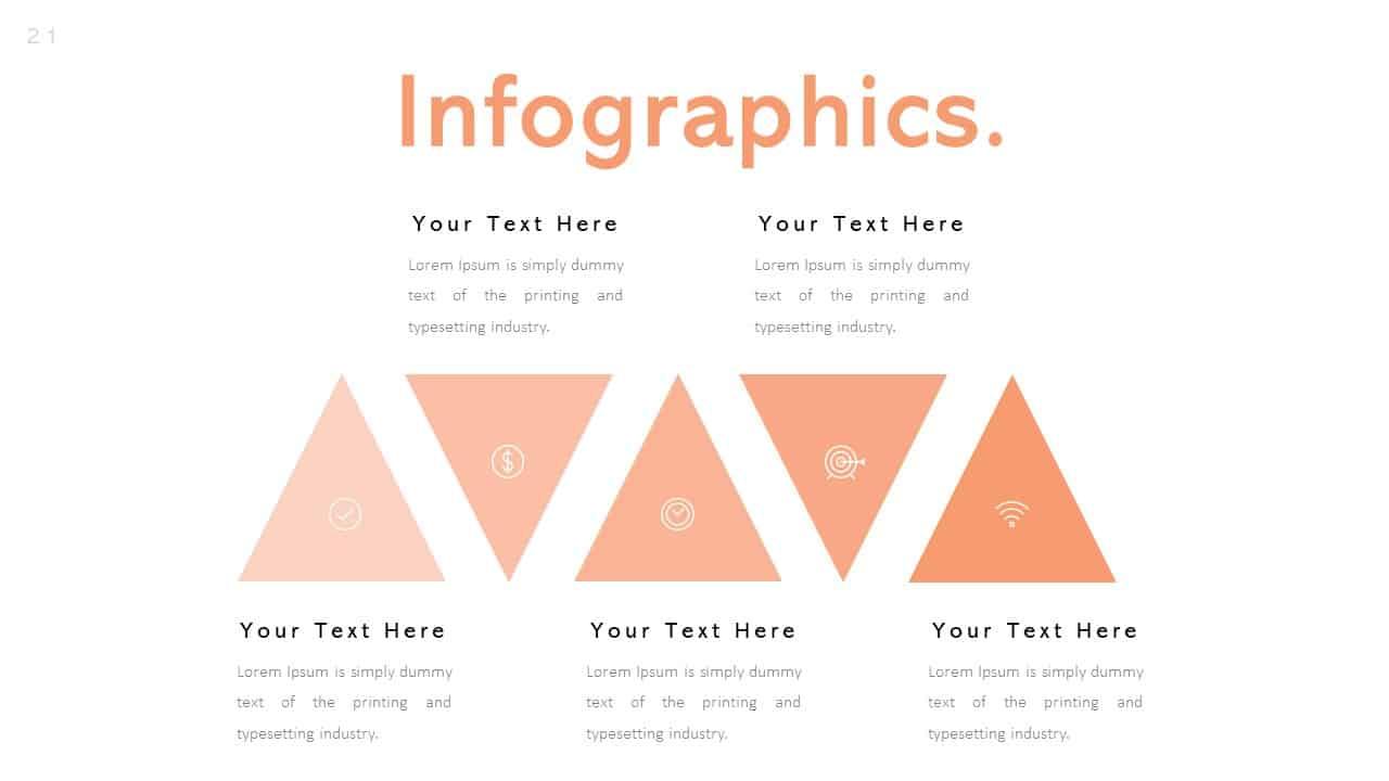 Creative PowerPoint Infographics Templates