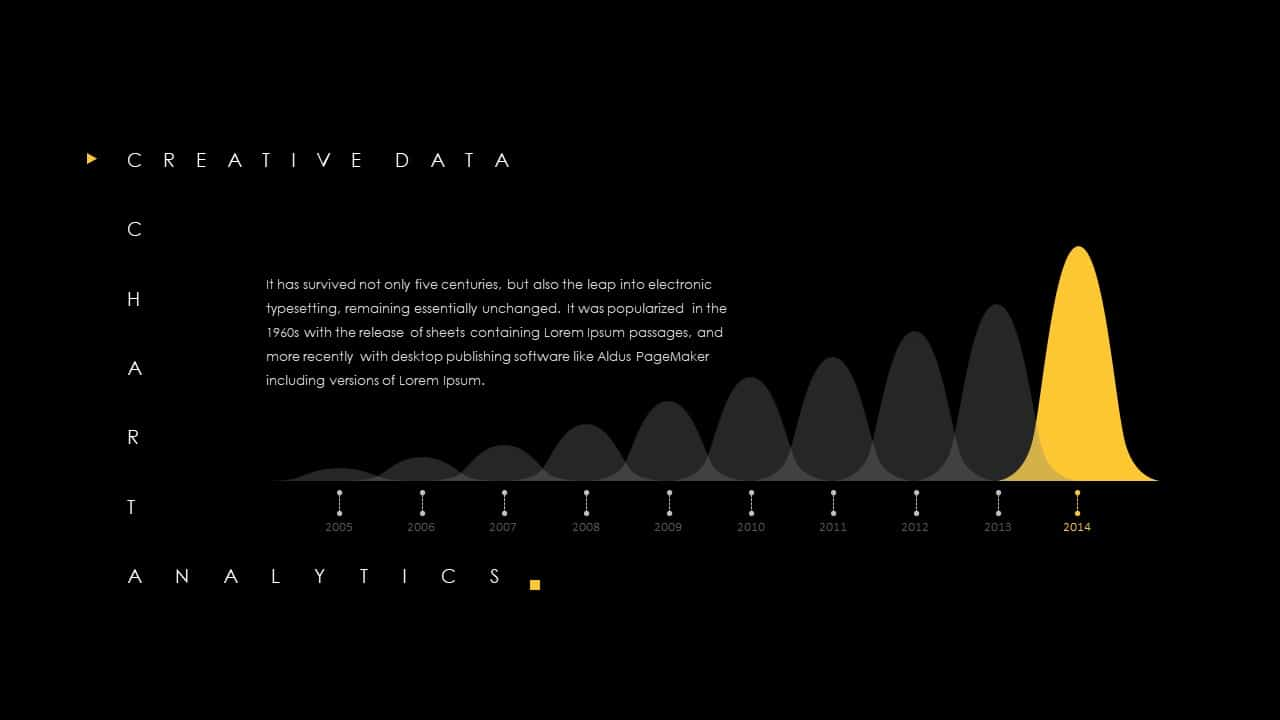 Creative Data PowerPoint Template