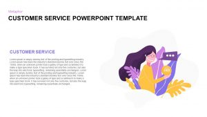 Customer Service PowerPoint Template