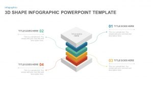 3D Shapes PowerPoint Template